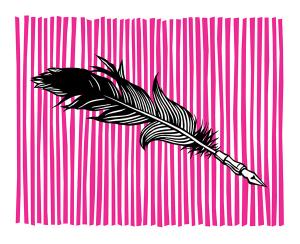 papercut_featherpen